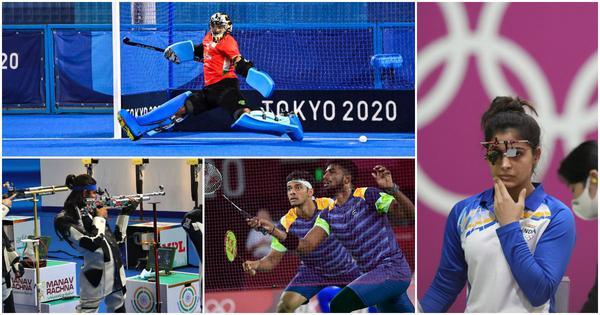 India at Tokyo 2020, day 4 live: Men's hockey team, boxer Borgohain win on a morning of heartbreaks