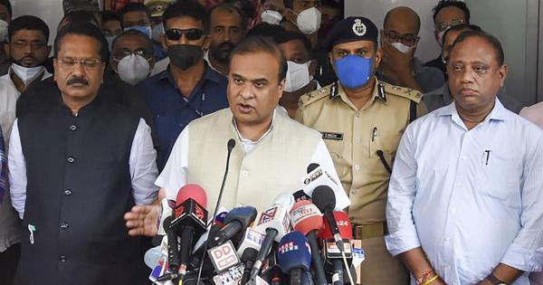 Does Assam CM's belligerence over border dispute mark turn from coalition builder to regional bully?