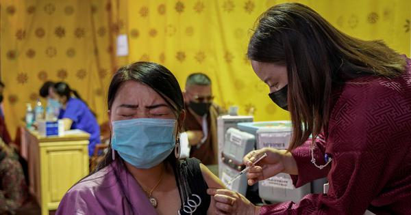 Top 10 coronavirus updates: Bhutan fully vaccinates 90% of adults within a week
