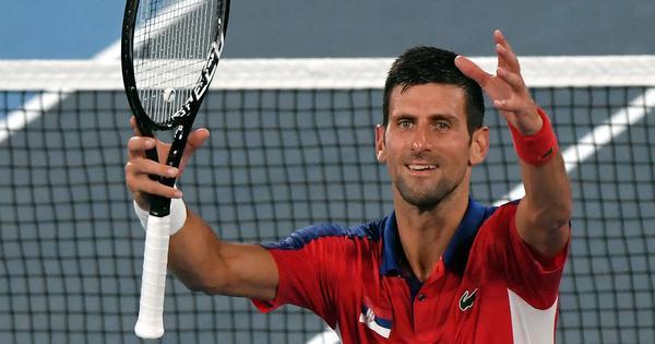 Tokyo 2020, tennis: Djokovic through, Medvedev knocked out; Bencic to play Vondrousova for gold