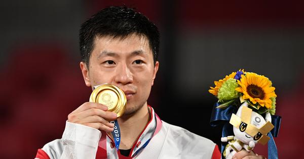 Tokyo 2020, table tennis: Ma Long becomes first man to win back-to-back Olympic singles golds