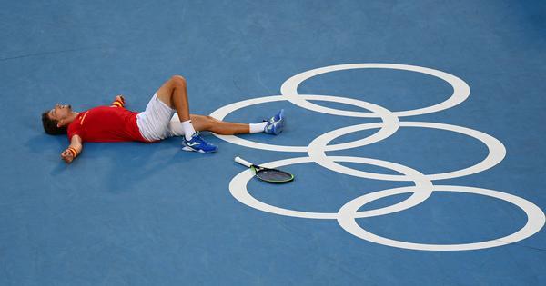 Tokyo 2020, tennis: Pablo Carreno Busta clinches bronze by beating world No 1 Novak Djokovic