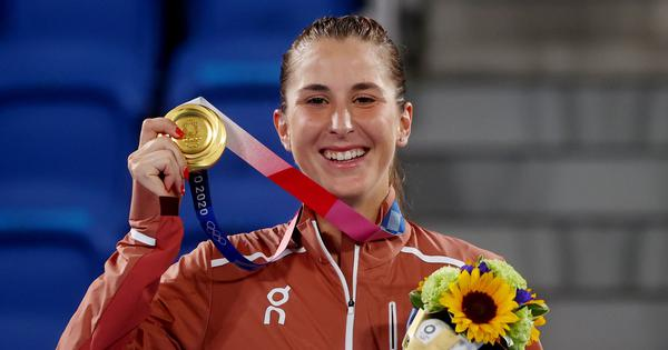 Tokyo 2020, tennis: Belinda Bencic becomes first Swiss woman to win Olympic singles title