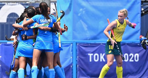 Tokyo 2020, women's hockey: India stun Australia to reach semi-final for first time at Olympics