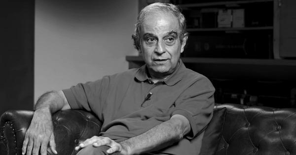 Watch: Critic Rashid Irani (1947-2021) speaks on his lifelong passion for cinema