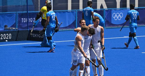 Tokyo 2020, men's hockey: India's gold-medal hopes end after 2-5 loss to Belgium in semi-final