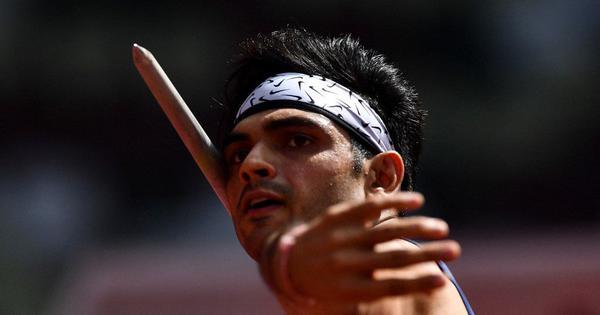 Watch: How India's Neeraj Chopra qualified for the men's javelin throw final