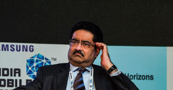 Vodafone loses over Rs 2,700 crore in market cap after KM Birla offers to give his stake to Centre