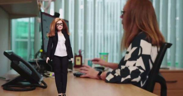 Watch: Covid-19 vaccine developer Sarah Gilbert is now a Barbie doll