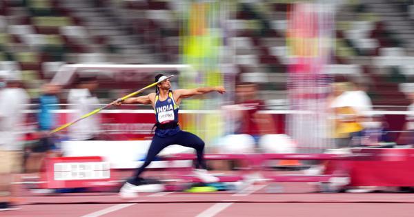 Watch: Full replay of Neeraj Chopra's gold medal-winning javelin throw final at Tokyo Olympics