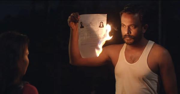 In Malayalam film 'Paka', the inheritance of violence