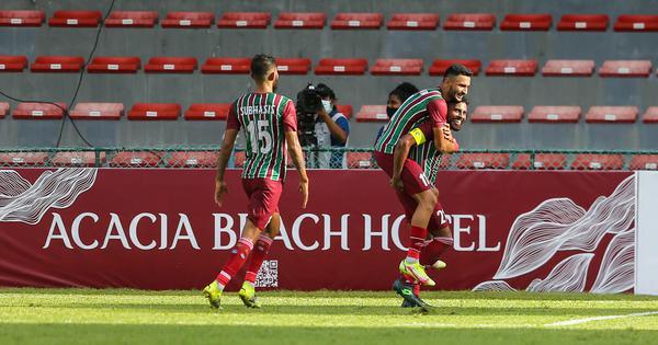 AFC Cup: Roy Krishna on target as ATK Mohun Bagan beat Bengaluru FC in Group D opener