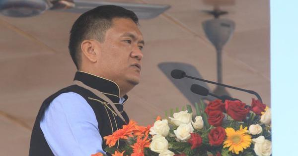 Arunachal chief minister's threat to remove Chakmas and Hajongs is the long tail of the Assam Accord