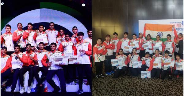 Boxing: India bag 39 medals including 14 gold at ASBC Asian Youth & Junior Championships
