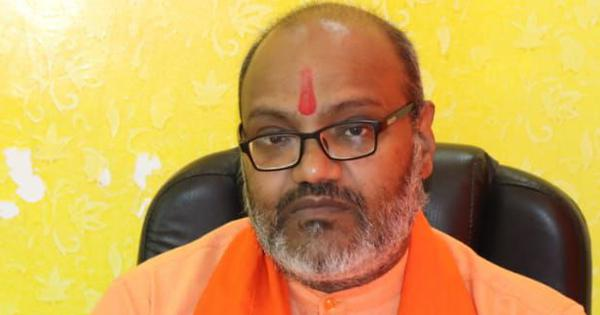 Three FIRs filed against UP priest Narsinghanand Saraswati for comments belittling women