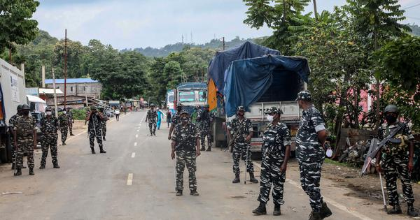 Mizoram accuses Assam Police of kidnapping construction worker, sparks fresh row