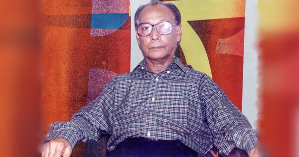 Remembering Homen Borgohain (1932-2021), the Assamese writer who influenced generations of readers