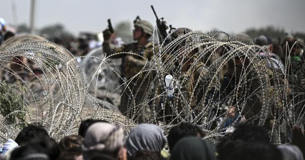 The chaos and complexity of the US scramble out Afghanistan – and four other Sunday reads