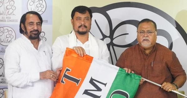 West Bengal: Fourth BJP MLA switches over to Trinamool Congress after Assembly elections