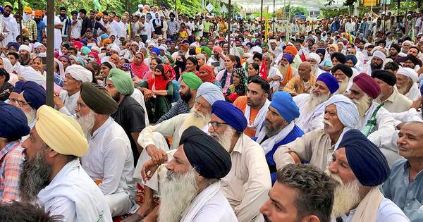 Farmers call off protest in Haryana after state announces probe into baton-charge incident