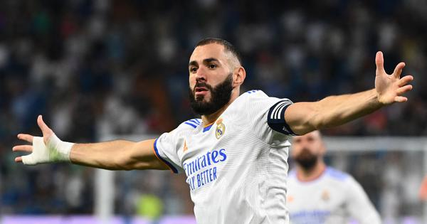 La Liga: Benzema's hat-trick helps Real Madrid make victorious return to Bernabeu, Atletico win late