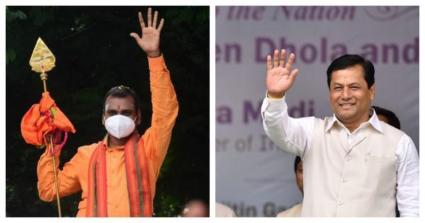 Rajya Sabha bye-polls: BJP nominates two Union ministers for Assam, MP seats