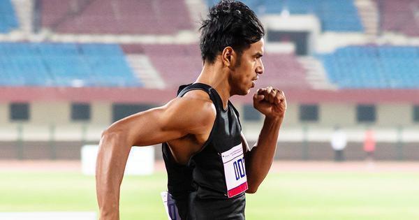 Athletics: Amlan Borgogain, Praveen Chithravel,  Manju Bala Singh shine at National Open C'ships