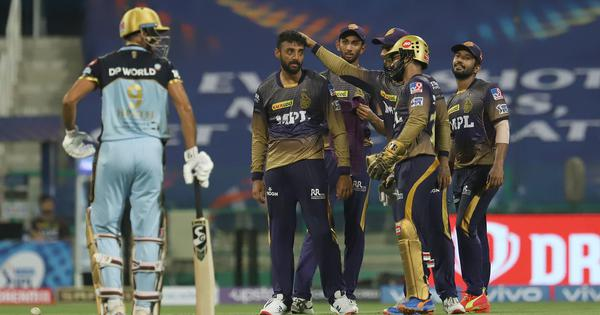 IPL 2021: Varun Chakravarthy, Andre Russell star as KKR thump RCB by 9 wickets
