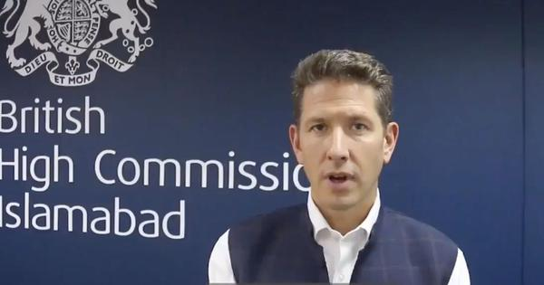 Watch: British High Commissioner to Pakistan says did not advise ECB against cricket teams' tour