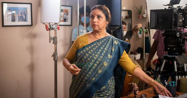 Revathi's in the movie. Enough said