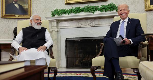 The big news: Modi praises Joe Biden's efforts on Covid, climate change, and nine other top stories