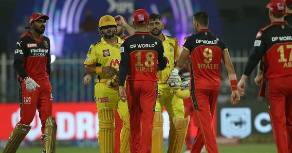 IPL 2021: Chennai Super Kings defeat RCB by 6 wickets with all-round brilliance