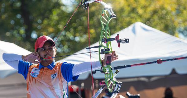 Archery World C'ships: Jyothi Surekha Vennam wins her third silver medal of 2021 edition