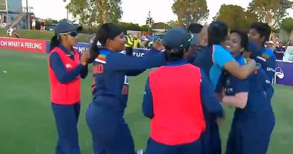 The winning streak is finally over: Reactions to India's thrilling win over Australia in third ODI