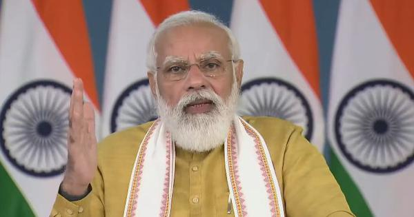 Modi launches Ayushman Bharat Digital Mission, citizens to have health IDs