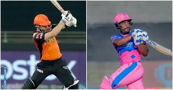 IPL 2021 SRH vs RR live: Royals look to keep playoffs hope alive, pride at stake for Sunrisers