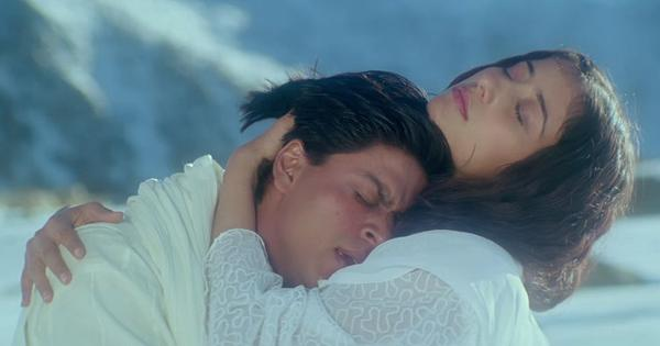 Why it ain't love if you ain't dead in the Hindi film song