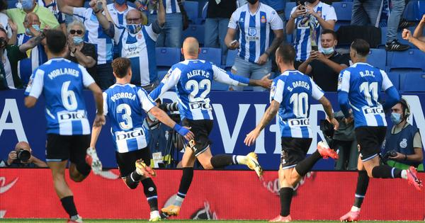 La Liga: Real Madrid stunned by Espanyol days after shock Champions League loss to Sheriff