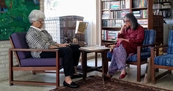 Anatomy of a friendship: Kamla Bhasin broke the mould and then she broke the silence