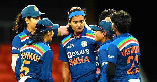 Swing it like Shikha: When Pandey produced a moment of magic on her return to the Indian side