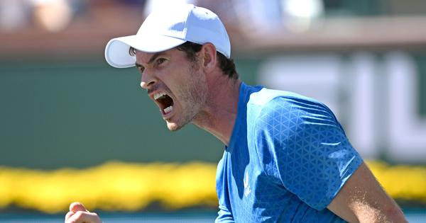 Tennis: Andy Murray prevails in epic contest against Frances Tiafoe in European Open first round
