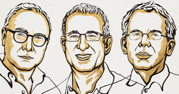 Three US-based economists win Nobel Prize for societal research