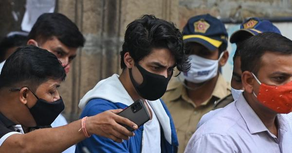 Why has Aryan Khan failed to get bail despite no drugs being found on him?