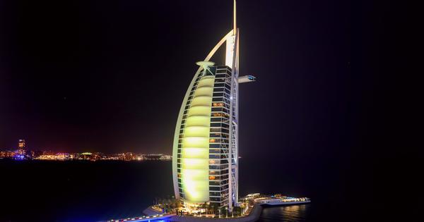 Watch: You can now take a tour of the $25,000-a-night royal suite at Burj Al Arab Hotel, Dubai