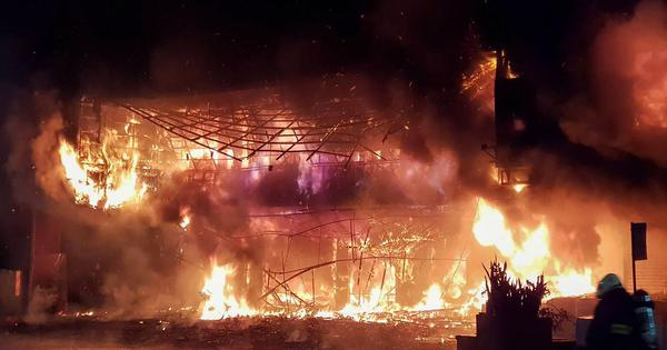 Taiwan: At least 46 dead after fire breaks out in residential building in Kaohsiung city