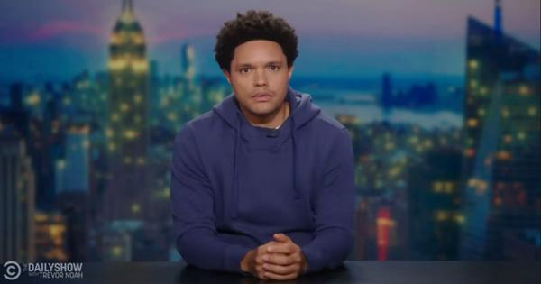 'The great resignation': Why are Americans quitting jobs in record numbers? Trevor Noah finds out