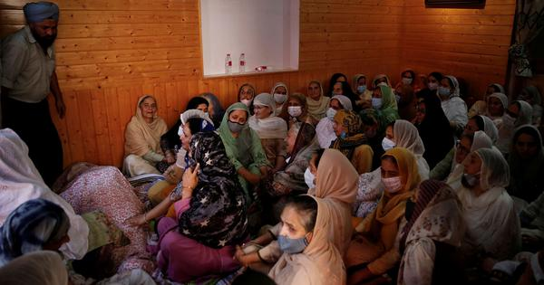 After killings, minorities in Kashmir ask why there are no public protests condemning them