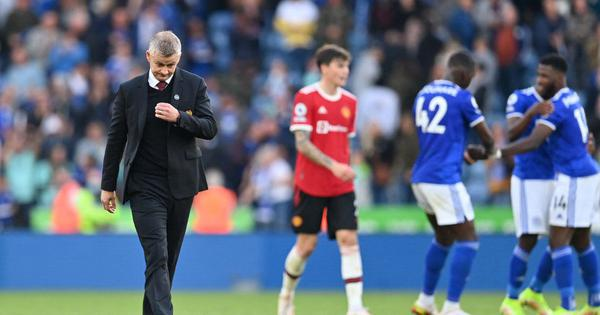 Premier League: Leicester City defeat United in six-goal thriller as pressure mounts on Solskjaer