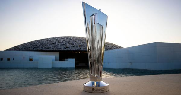 ICC Men's T20 World Cup 2021: Complete schedule for the Super 12 stage
