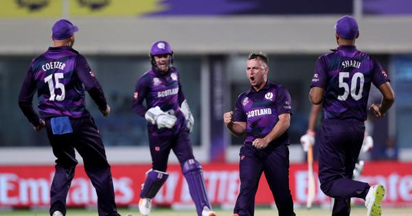 T20 World Cup: Chris Greaves' all-round show helps Scotland stun Bangladesh